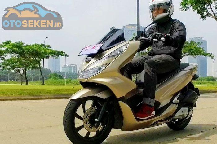 Ilustrasi Honda PCX 150, kapan AHM Akan Berikan Penyegaran pada Honda PCX 150?