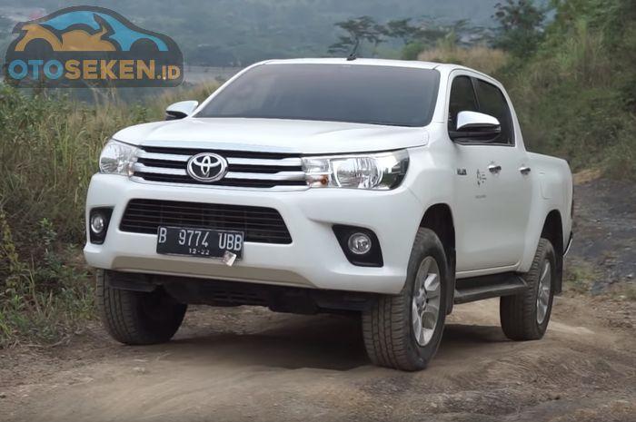 Daftar Spare Part Fast Moving Toyota Hilux Double Cabin Harganya Mulai Rp 76 Ribuan Gridoto Com