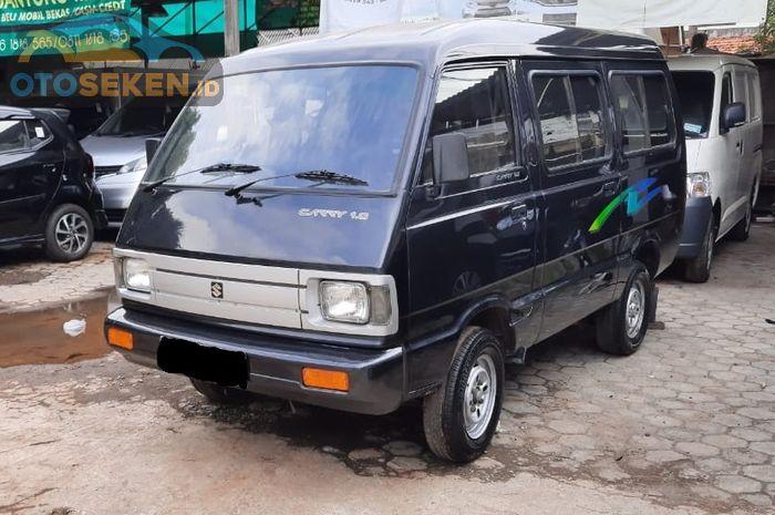 Suzuki Carry Seken Paling Murah Dijual Rp 16 Juta Futura Dx 1 5 Murah Banget Gridoto Com