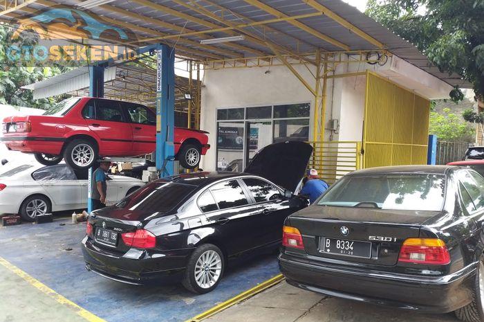 Bengkel spesialis BMW Karunia Jaya Abadi 2