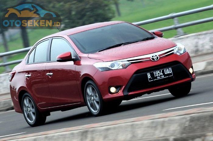 Toyota Vios Generasi 3 tahun 2013