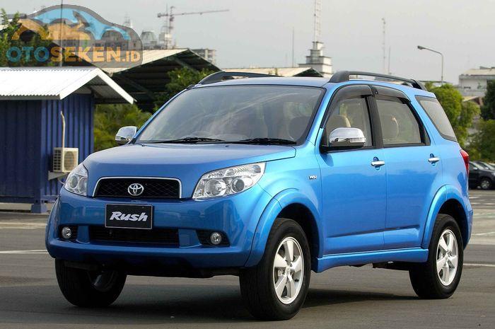 Ilustrasi Toyota Rush