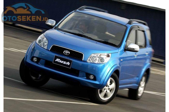 Toyota Rush 2009 Seken September 2020 Tipe G Harganya Cuma Segini Gridoto Com
