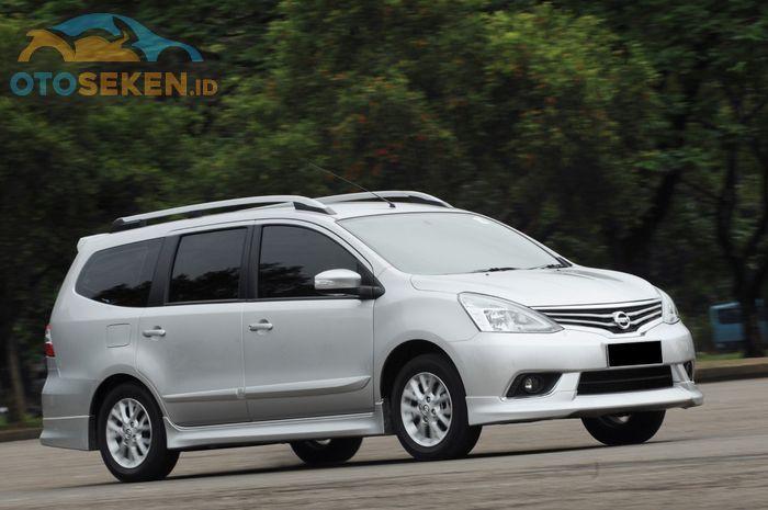 Nissan Gran Livina Facelift 2013