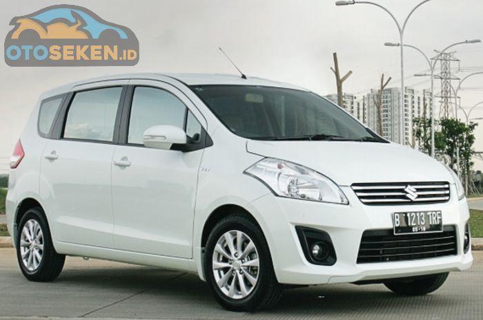 Ilustrasi Suzuki Ertiga GX