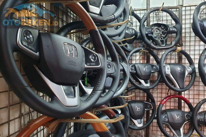 Pilihan setir di Rafi Mobil