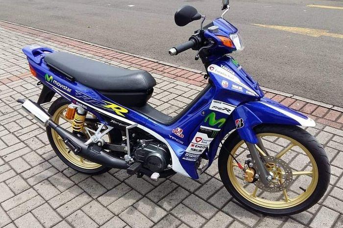 Yamaha F1zr Manfaatin Viral Bookingan Artis Dijual Rp 80