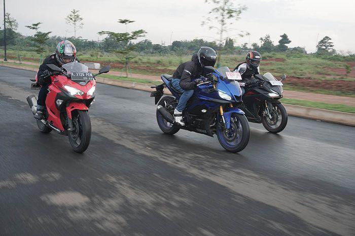 Motor Sport Di Bawah Rp 100 Juta Pilih 250 Cc Baru Atau Moge Seken Gridoto Com