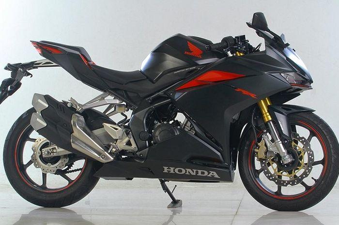 Harga Honda Cbr250rr Seken Nyaris Sama Seperti Baru Selisih