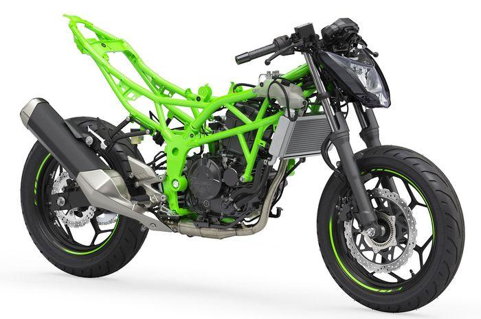 Bore Up Kawasaki Ninja 250sl Nih Rincian Harga Dan Kenaikan