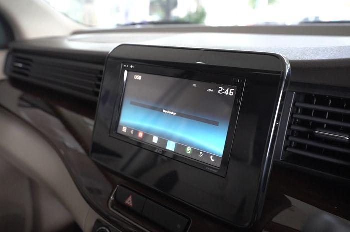 Bedah Head Unit Suzuki Ertiga Terbaru  Ada Fitur Apa Saja