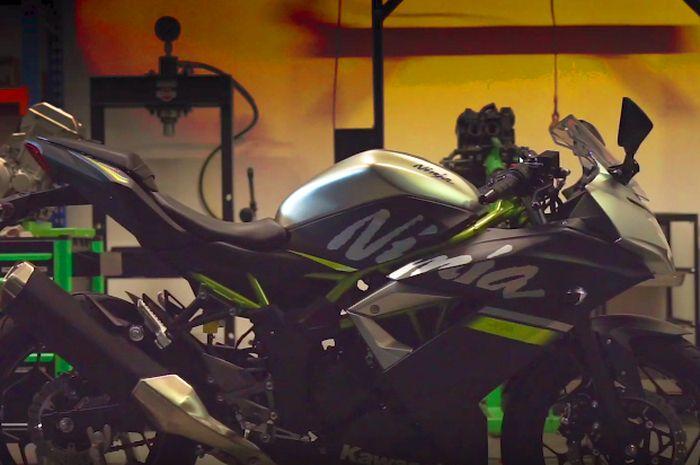 Hot News Kawasaki Umumkan Harga Promo Ninja 250 Sl 2019 Masih