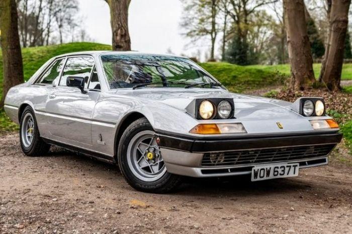 Harga Mobil Klasik Ferrari Ini Setara Dengan Porsche 718 Cayman