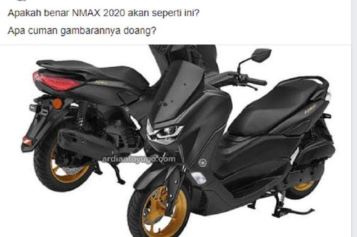 Harga nmax 2020 solo