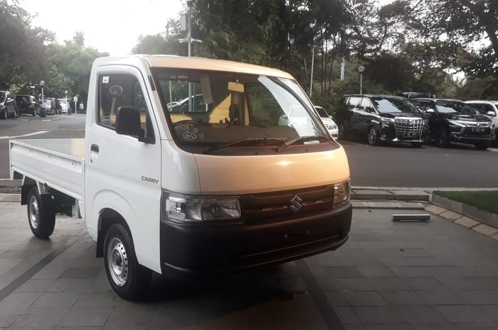 Suzuki New Carry Pick Up Resmi Meluncur Bagimana Nasib