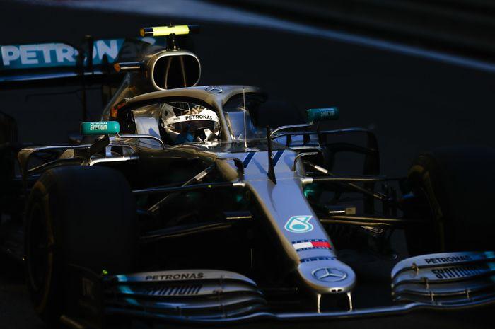 Pole position F1 Azerbaijan menjadi milik Valtteri Bottas (27/4)