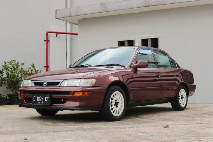 Toyota Great Corolla dengan kondisi ciamik