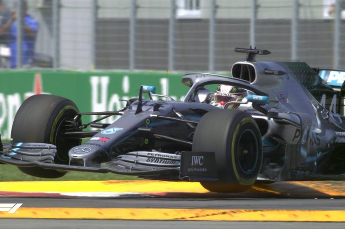 Lewis Hamilton makin menjauh dari kejaran pesaingnya usai kemenangan F1 Kanada