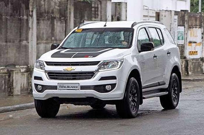 Chevrolet Indonesia Masih Andalkan Trailblazer Dan Trax Pada Pasar Segmen Suv Tanah Air Gridoto Com