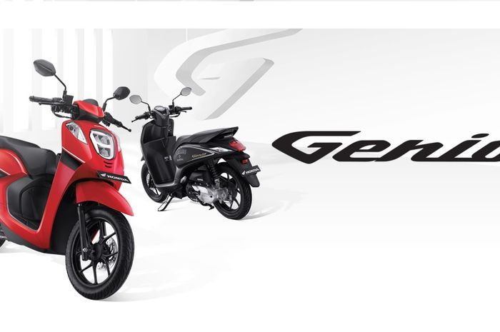 Motor Honda Genio resmi dirilis AHM