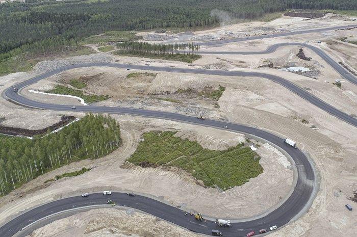 Kondisi terbaru KymiRing, calon venue MotoGP Finlandia