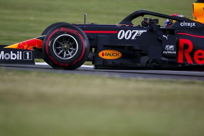 Sayap depan mobil RB15 jadi kunci utama lonjakkan performa mereka di Silverstone, Inggris (12/7)