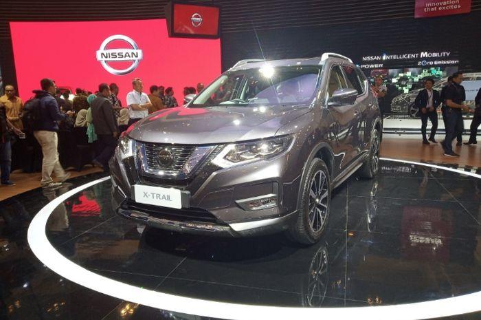New Nissan X-Trail VL meluncur di GIIAS 2019
