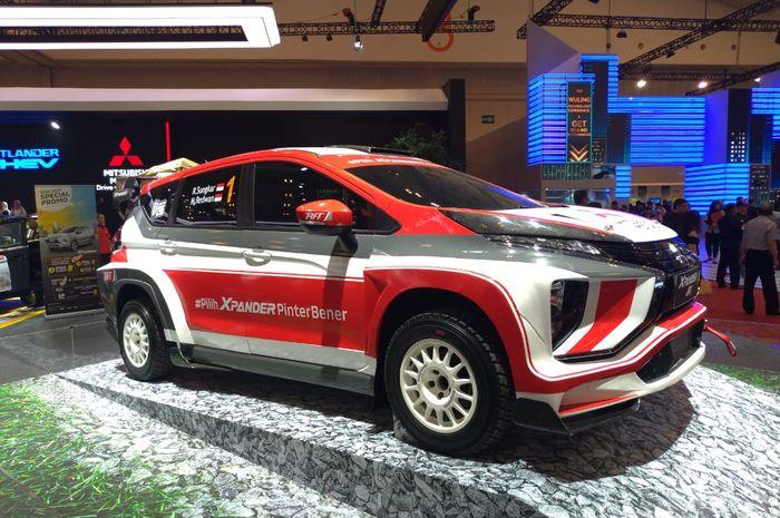 Biaya riset Mitsubishi Xpander Reli sentuh miliaran rupiah