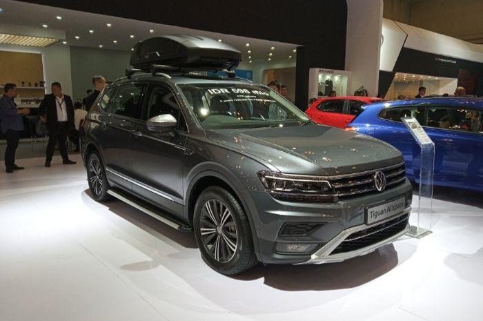 VW Tiguan Allspace di GIIAS 2019
