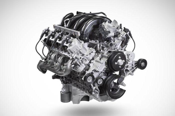 Mesin Ford V8