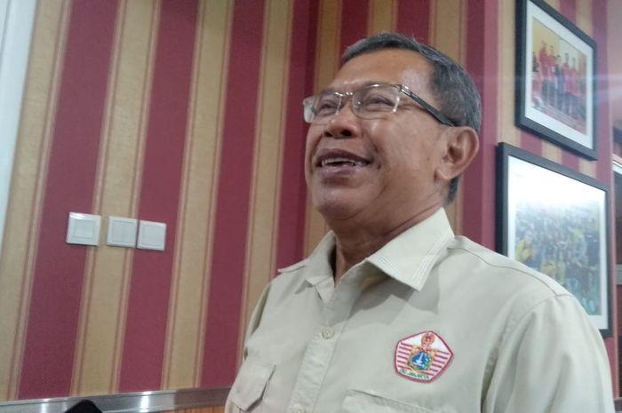 Djamhuron Wibowo, Ketua KONI Jakarta mengatakan akan ada hadiah spesial untuk atlet DKI Jakarta peraih medali