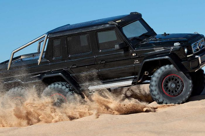 G63 Amg 6X6 >> Mau Off Road Budget Minim Mercedes Benz G63 Amg 6x6 Mini