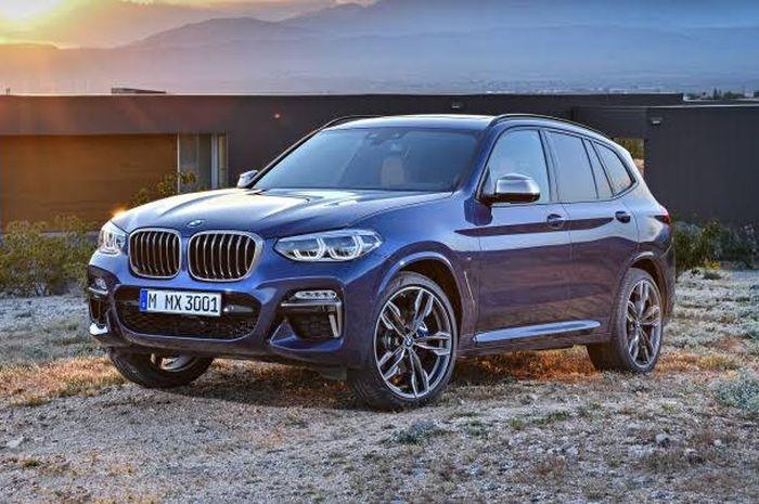 BMW X3 Gen 3 (G01)