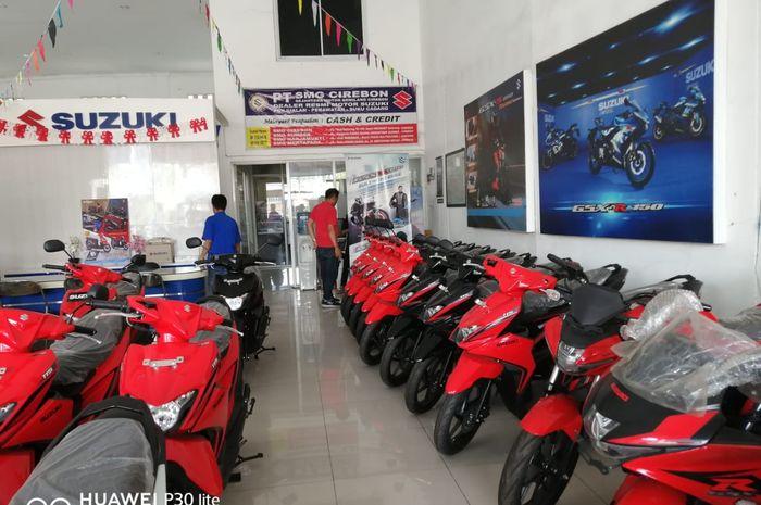 Dealer Suzuki SMG Cirebon, Jawa Barat