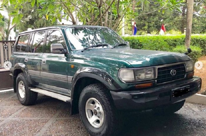 Land Cruiser Vx R Seken Bilangnya Modifikasi Kijang Grand