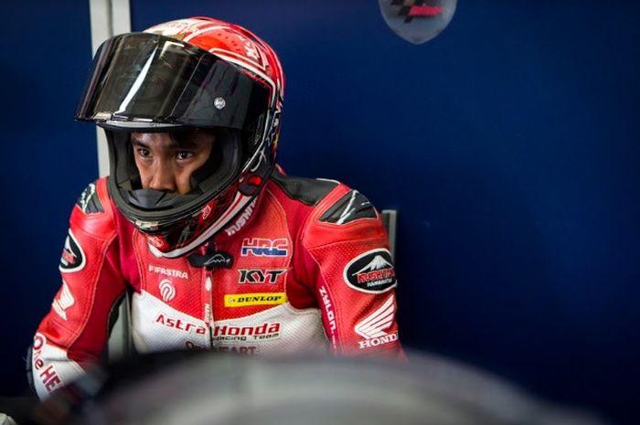 Mario S.A akan kembali berkiprah di FIM CEV Moto3 tahun ini.