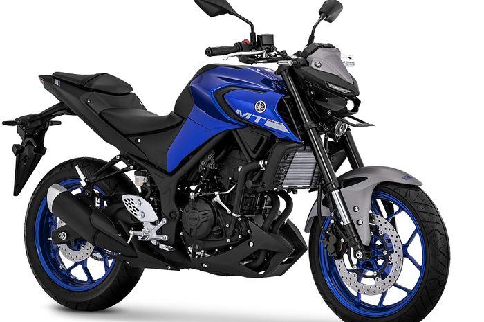 Cận cảnh Yamaha MT-25 2019 giá hơn 79 triệu đồng