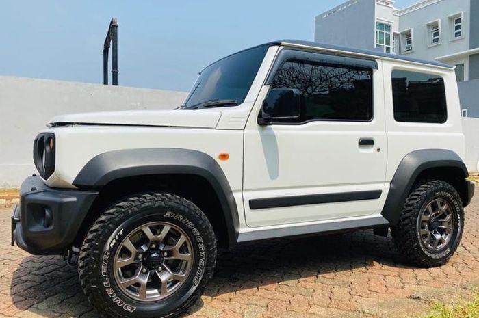 Suzuki New Jimny bekas dijual Rp 500 juta