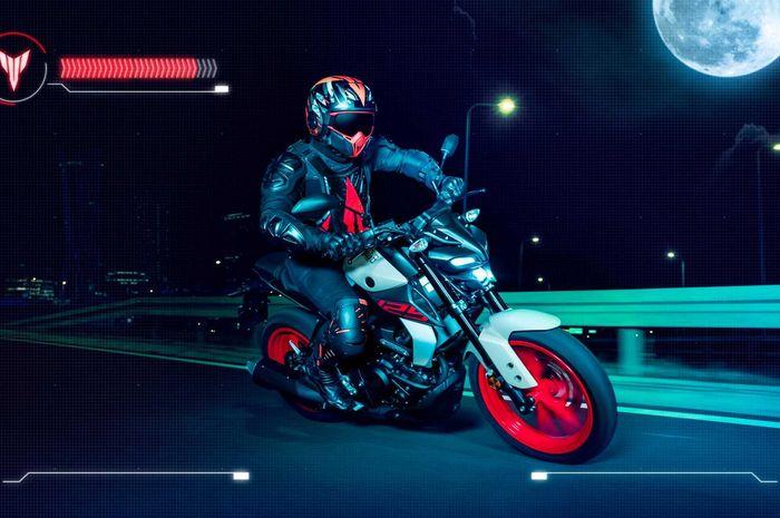 Yamaha MT-125 2020.