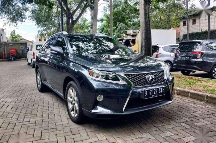 Daftar Harga Suv Lexus Rx 350 Bekas Terbaru 2019 Wilayah Jabodetabek Gridoto Com