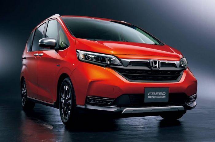 Honda Freed 2020 versi Crosstar