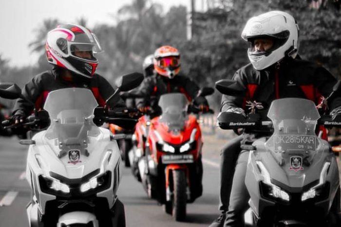 Touring ADV Satu Hati Jelajah Nusantara jajal trek hingga 1.000 kilometer lebih