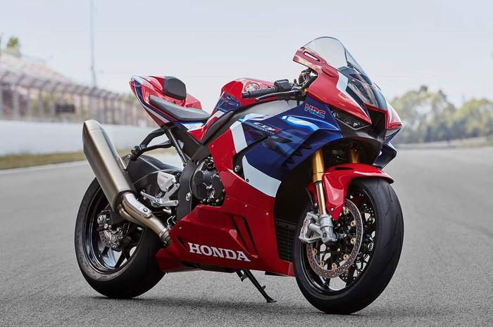 Honda CBR1000RR-R SP Fireblade yang akan digunakan Alvaro Bautista di WSBK 2020.