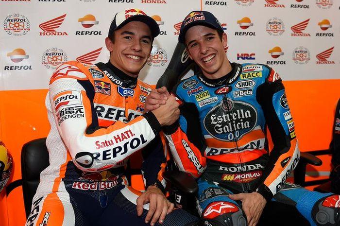 Alex Marquez bergabung dengan Tim Repsol Honda