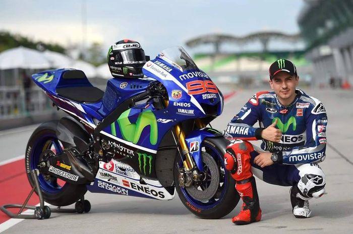 Jorge Lorenzo berniat kembali ke MotoGP