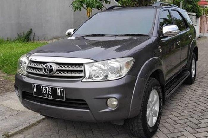 Daftar Toyota Fortuner 2006 Seken Terbaru Mulai Rp 130 Juta Tipe Diesel Segini Gridoto Com