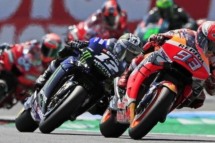 Ilustrasi MotoGP 2019