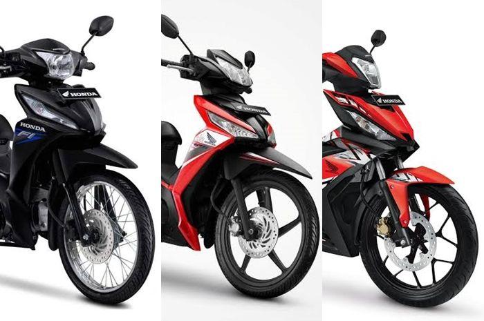 Honda Supra X 125 Gtr 150 Dan Revo Naik Sampai Rp 600 Ribu Per Januari 2020 Gridoto Com