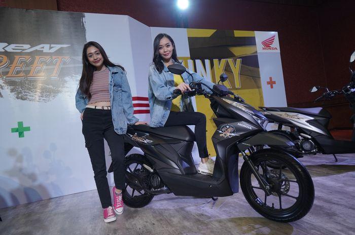 Baru Meluncur Di Sulawesi Utara Sudah Bisa Inden All New Honda Beat Konsumen Dapat Bonus Gridoto Com