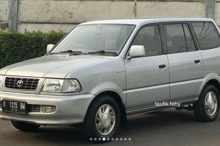 Toyota Kijang Lgx 2000 Murah Kondisi Istimewa Harga Di Bawah Rp 80 Juta Nego Gridoto Com
